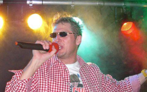 """Börny """"the bandleader"""" - Zeltfest"""